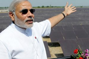 PM Modi pushes for clean, green earth
