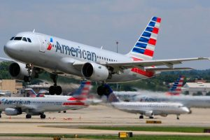 American Airlines attendant suspended for hitting passenger