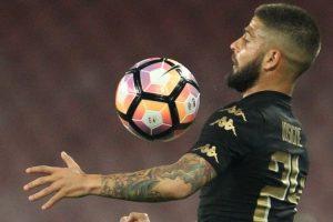 Napoli winger Lorenzo Insigne signs fresh contract until 2022