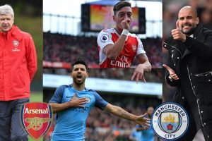 FA Cup preview: Arsenal take on Manchester City in epic semifinal