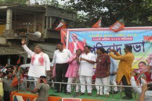 Anyone against 'Jai Sri Ram' chants to become history: Bengal BJP