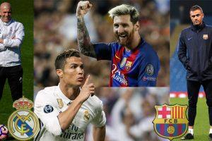 La Liga preview: Real Madrid host Barcelona in decisive El Clasico