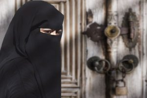 UK party wants ban on burqa in public, Sharia outlawed