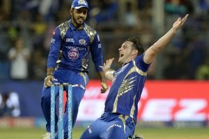 IPL 2017: Mitchell McClenaghan says 'consistency' will lead MI to play-offs