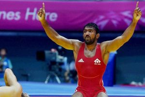 AMU portrait row: Yogeshwar Dutt says embarrassing to see people fighting over Jinnah