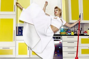 Kimberly Wyatt's daughter wants a baby sister