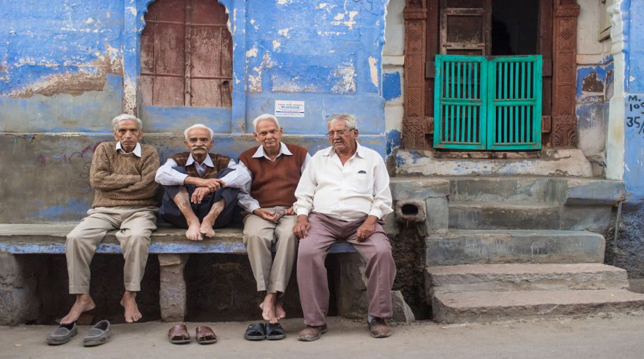Gujarat elections, Centenarian, Senior citizens