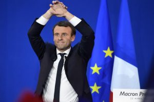 Macron gathers EU leaders for counter-terror talks