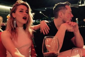 Amber Heard, Elon Musk confirm relationship in pictures