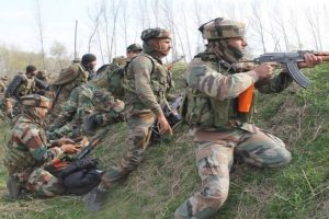 Terror bid foiled on CRPF camp in Srinagar, trooper killed