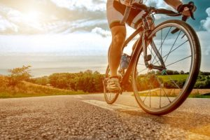 Reduce stress, anxiety by cycling regularly