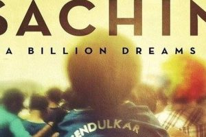 First song of 'Sachin: A Billion Dreams' released