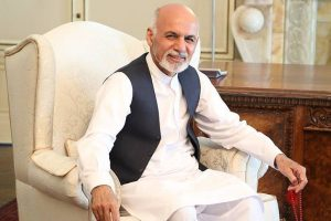 Afghan President meets visiting US Defense Secretary