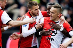 Feyenoord one win away from Dutch league title