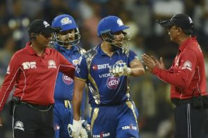 Rohit Sharma fined for fiery feud with umpire S Ravi