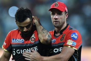 IPL 2018 | Virat Kohli is 'force of nature at the crease': AB de Villiers