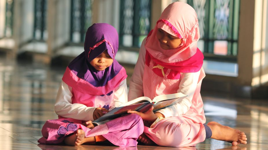 There is continuity between home and school for Muslim girls