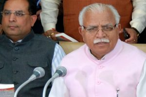 Haryana CM to interact with people on Twitter, Facebook