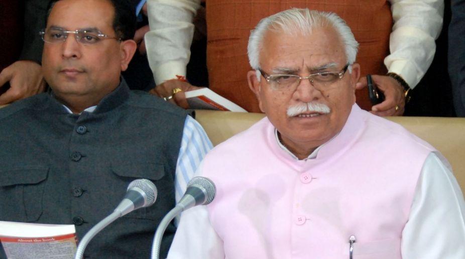Haryana government, retail policy, Manohar Lal Khattar
