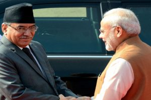 Nepal PM calls Modi; seeks India's help in holding local elections