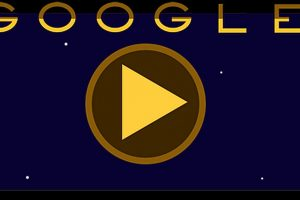 Google Doodle marks Cassini's first 'Grand Finale' dive