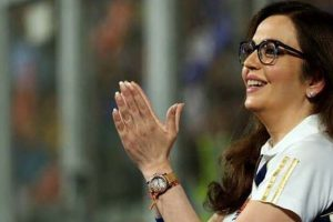 Nita Ambani becomes member of IOC's Olympic Channel Commission