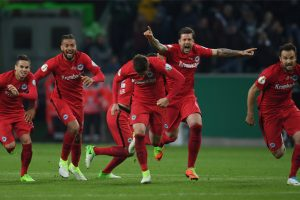 DFB-Pokal: Frankfurt in final, beat Monchengladbach on penalties