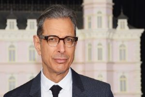 Jeff Goldblum earns Hollywood Walk of Fame star