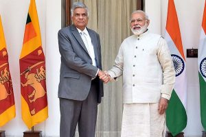India-Lanka sign MoU for cooperation in economic projects; Modi to visit Colombo in May