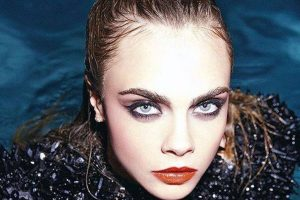 Cara Delevingne sports bald look on 'Life in a Year' set
