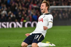 EPL: Tottenham Hotspur edge Crystal Palace to keep title hopes alive