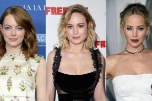 Emma Stone, Jennifer Lawrence 'saved' Brie Larson's life