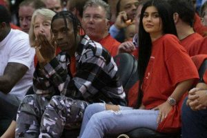Kylie Jenner and Travis Scott welcome their first baby