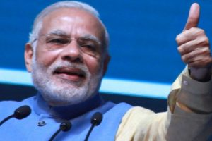 Nature is changing its rules: Modi