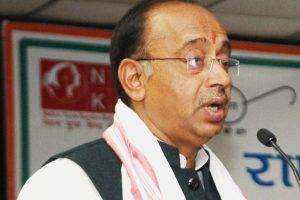 Vijay Goel gets rap from Naidu in Rajya Sabha