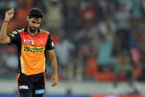IPL 2017: Bhuvneshwar not ready to compromise on swing at cost of pace