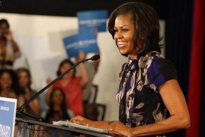 Won't run for office, says Michelle Obama