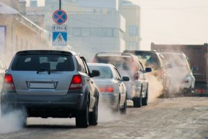 Researchers design nanomaterial that could reduce car exhaust pollution