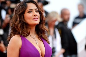 Salma Hayek gives a lesson on Mexican slang