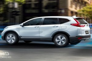 All-new Honda CR-V goes hybrid