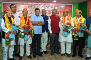 Congress jolted as four MLAs switch to BJP in Manipur