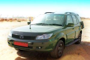 Tata Motors bags order of 3,192 Safari Stormes for Indian Army