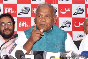 Nitish Kumar-led government is anti-Dalit: Manjhi