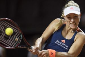 Germany's Kerber continues to lead WTA rankings