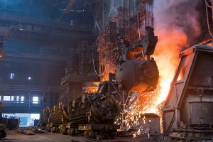 Molten steel splash kills 2 in Bengal's IISCO plant