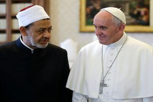 Islam does not condone terrorism: Al-Azhar chief