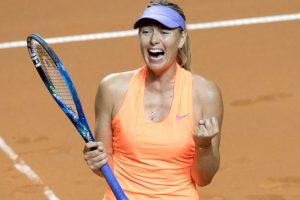 Maria Sharapova 'extra help' blasted by Stuttgart opponent