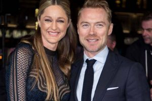 Ronan Keating, wife reveal the name of their new baby