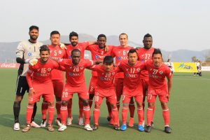 Fed Cup: Aizawl hold East Bengal to scoreless draw