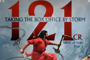 'Baahubali: The Conclusion' creates history on Day 1